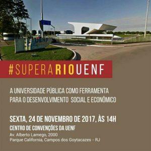 Supera Rio Uenf @ Centro de Convenções da Uenf